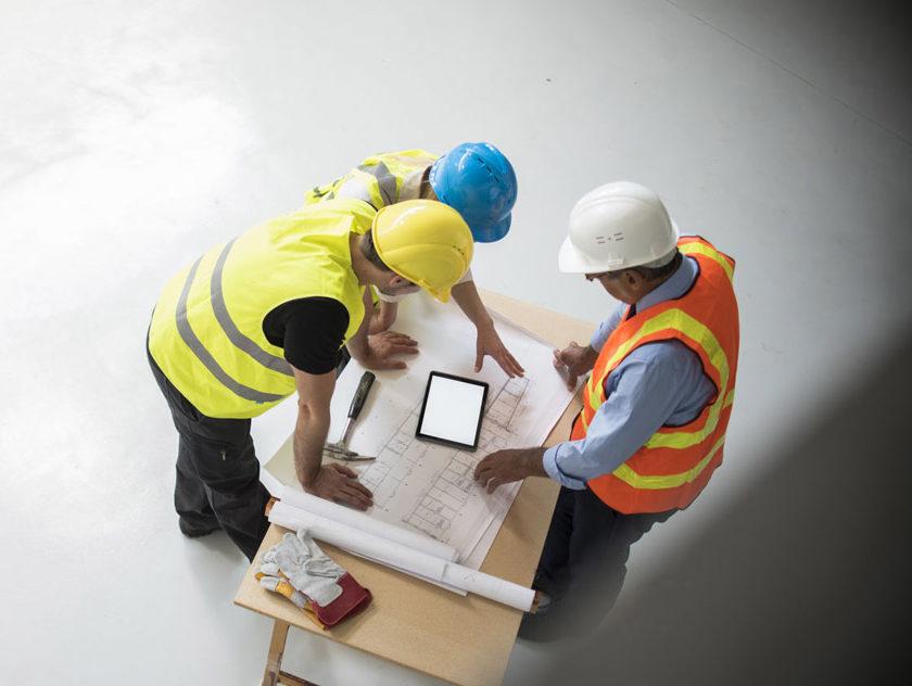 gestion bâtiment EBP mobilité
